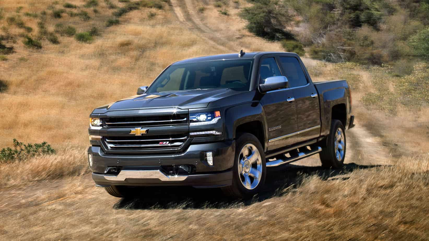 List of Years Chevy Truck Parts Were Interchangeable