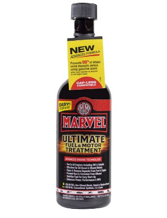 Marvel Mystery Oil 50665 Fuel and Motor Treatment | Amazon